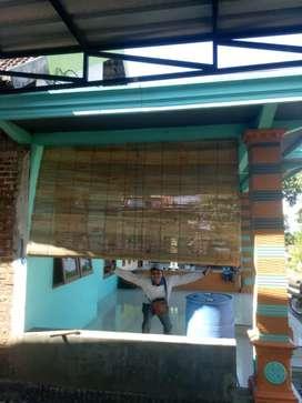 Tirai bambu bukan ori