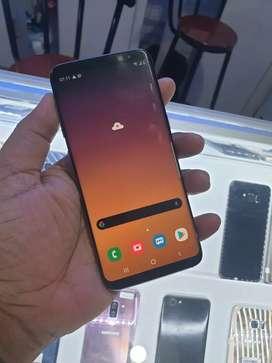 Samsung S8 64gb gold duos mlus lengkap