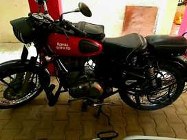 Single owner only 6800 km driven