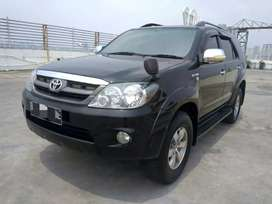 Toyota Fortuner Istimewa G Lux 2.7 AT 2008,