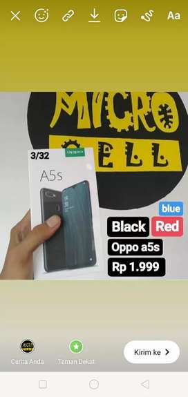 oppo a5s cash back lur
