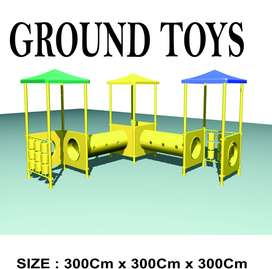 Ground Toys Mainan Anak Outdoor Termurah
