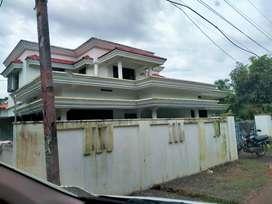 thrissur near by amala hospital 8 cent 4 bhk villa