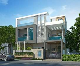 4BHK Bungalows for sale at on 80ft Road Kailash Nager