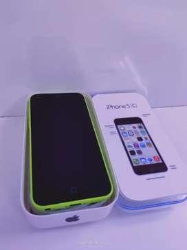 NEW IPHONE 5C STOREGE 16GB