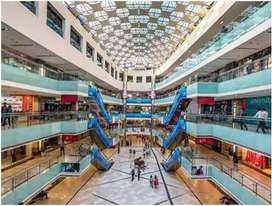Job vacancies in shopping mall for freshers candidate
