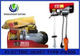 Electric hoist,type:PA500