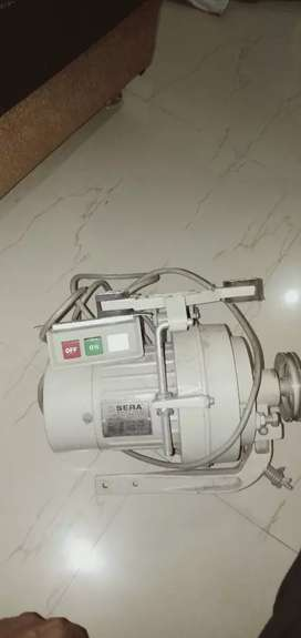 Silay  machine motor
