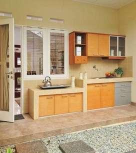 Kitchen set produksi rapih & awet