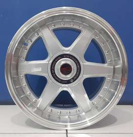 VELG HSR R16 FOR KIJANG SUPER , AVANZA , GRAND LIVINA , MOBILIO , JAZZ