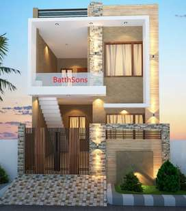3 bhk beautiful house to sell, BatthSons
