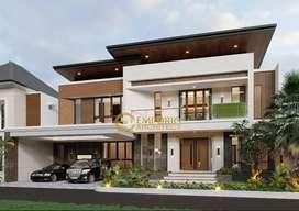 Jasa Arsitek Palembang Desain Rumah 365m2