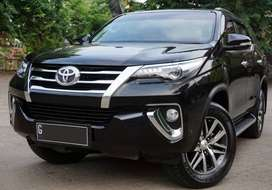 2017 Fortuner VRZ Automatic, KM 20rb, Pajak Panjang, Terawat, Like New
