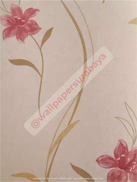 Promo Wallpaper Dinding motif timbul bahan premium murah
