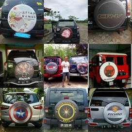 Daihatsu Taft/Rush/Terios/Escudo/Cover/Sarung Ban Pemurah#Gamora Aveng