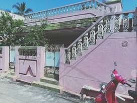 Individual house in centre of the TENALI CITY
