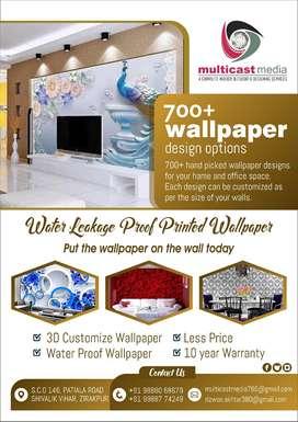 water proof home wallpaper