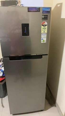 2 year good condition fridge available dor sale