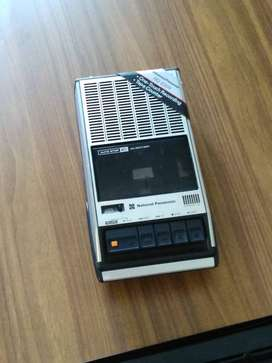 Portable cassette tape Recorder cum player for Sale