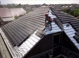servis merealisasi atap baja ringan ANTI BOCOR