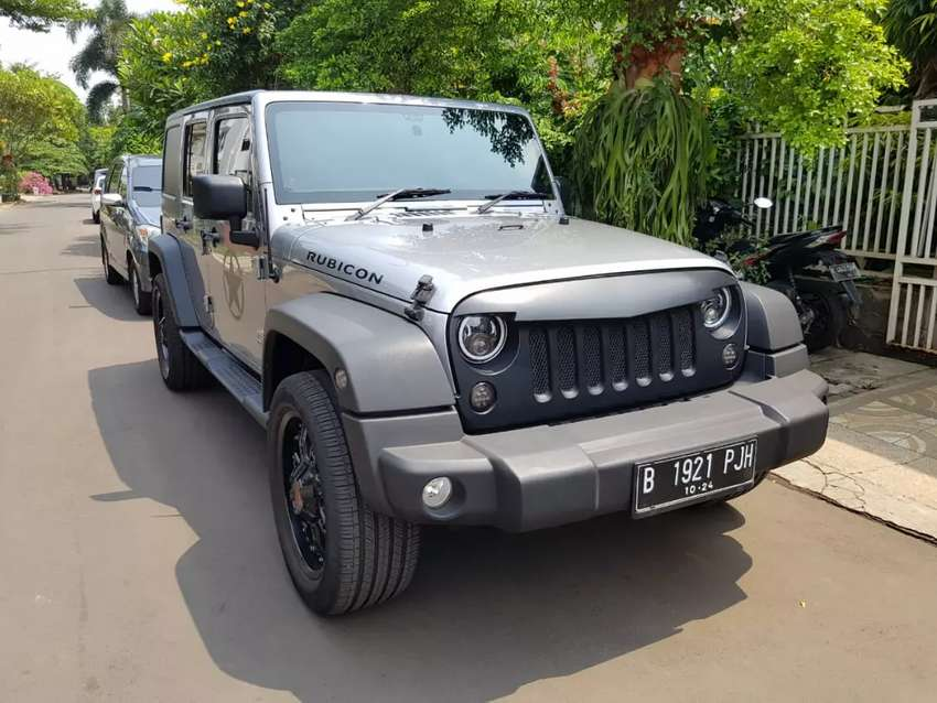 Jeep Wrangler Sport Renegade Plus 3.6 thn 2013 0