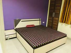 2 bhk fully furnished maltistory flat