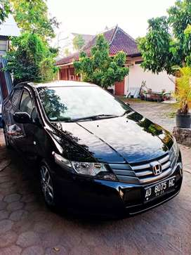 Honda city 2009/2008 manual asli ad kaleng glondang