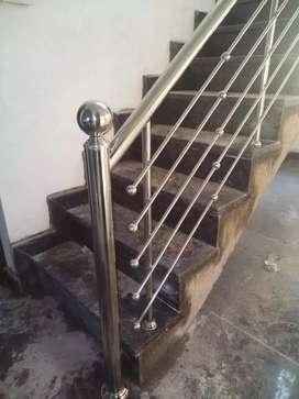 s.s railing