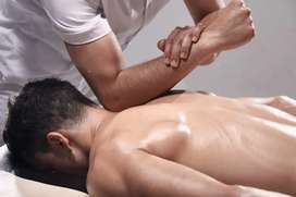 Therapeutic Massage only for males