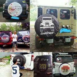 Cover/Sarung Ban Suzuki Jimny/Rush/CRV-Vitara Dll Disini Aja  Sarung b