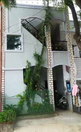 Two stairs house for sale prime and peaceful location at Butibori