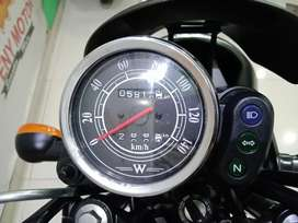 05¶ Kawasaki W175 Cafe th 2019 Grey Mate Mantull - Eny Motor