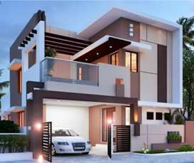 Newly constructed house opposite pal balaji
