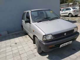 Maruti Suzuki 800 2006 Petrol Mint Condition