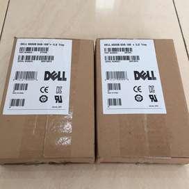 """Dell 600GB SAS 10k + 3,5"""" Tray"""