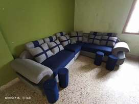 New sofa good condition