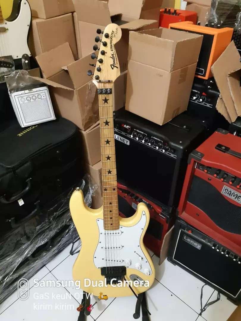 Gitar listrik baru fendeerr 0