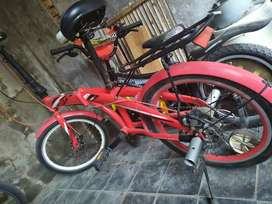 Jual Sepeda lipat merk Pasific