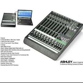 Mixer Ashley King mixer ashley king 8ch Ashley 8 chanel ashley 199 dsp