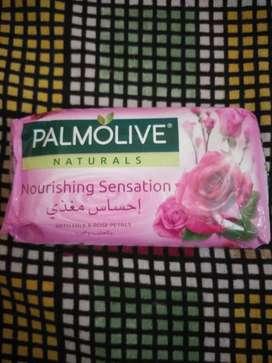 Palm olive beauty bath soap