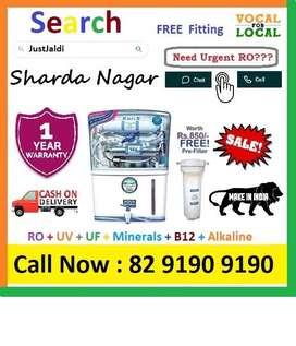 Sharda Nagar AquaGrand RO + UV + UF + Minerals + B 12 + Vitamins  Clic