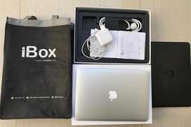 """Macbook Air 13"""" Tahun 2017 Ex IBOX"""
