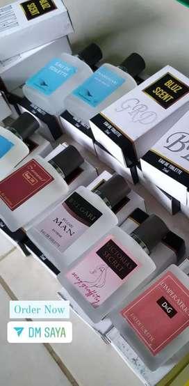 Parfume Bacarat, bulgari, Victoria Secret dll