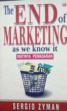 Buku Matinya Pemasaran