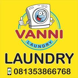 Dicari Staff Wanita Untuk Laundry