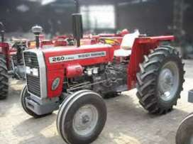 MF 260 MASSEY TURBO TRACTOR ASSN AQSAT PAR AVIABLE