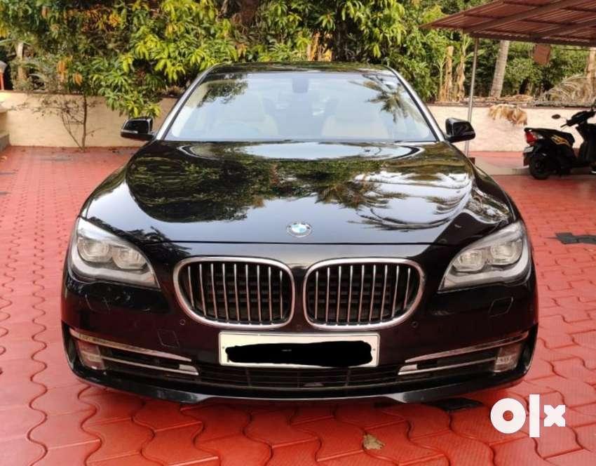BMW 7 Series, 2012, Diesel 0