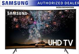 """slim offer Samsung LED TV 43"""" smart android wifi 4k 1 year warranty"""
