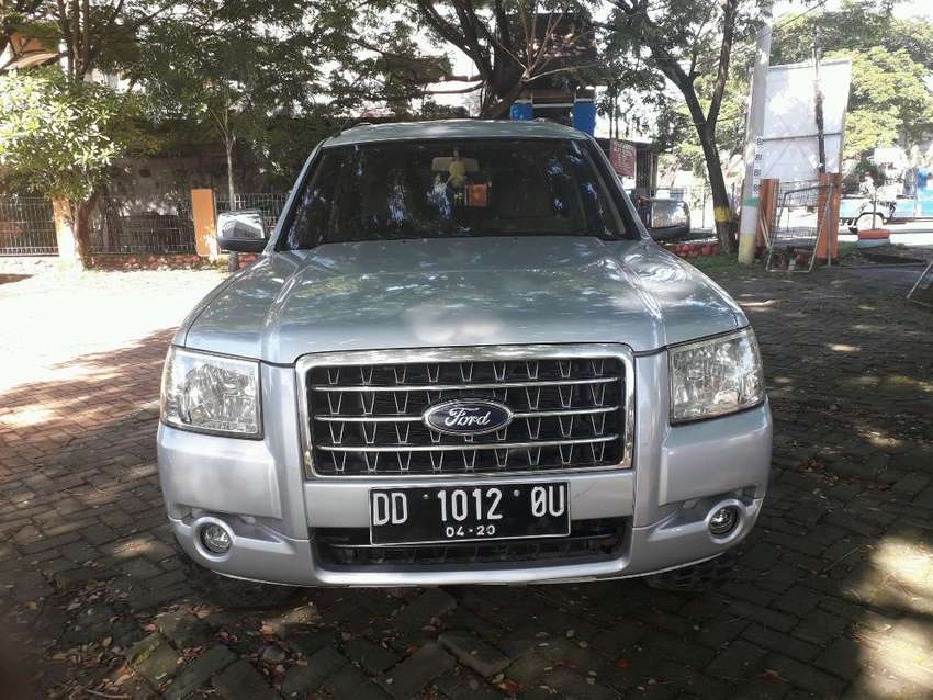 Ford Everest 2008 manual 4x4 0
