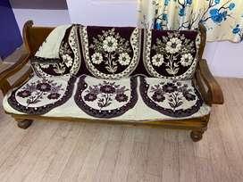 Sofa Set Urgently Selling